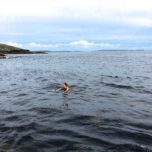 Swimming, Atlantic,